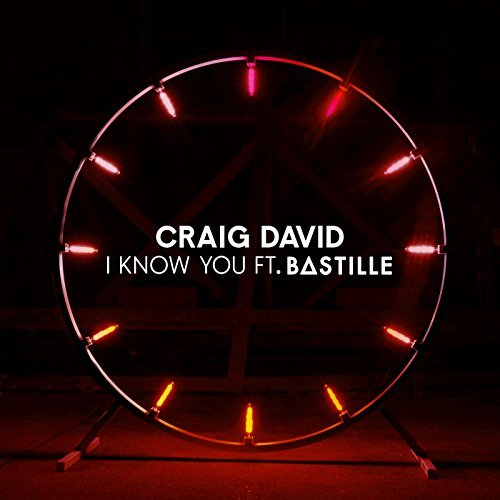 Craig David –  I Know You (feat. Bastille)