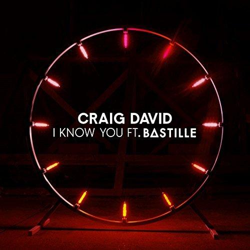 Craig David –  I Know You (feat. Bastille)