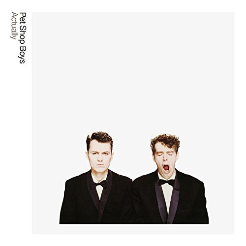 Pet Shop Boys – Actually