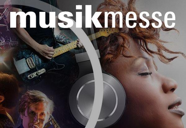 PMC на MusikMesse, Франкфурт, 11–14 апреля
