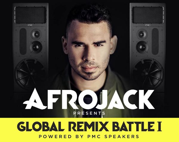 """Конкурс """"Сделай микс для Afrojack"""" и выиграй мониторы PMC"""