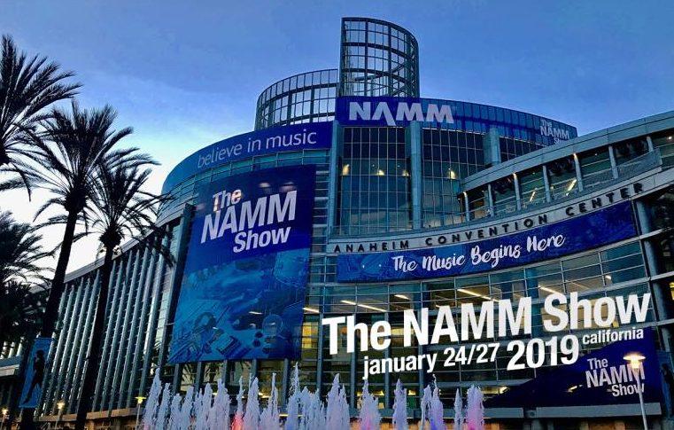 Выставка NAMM 2019, 24-27 января, Анахейм, США
