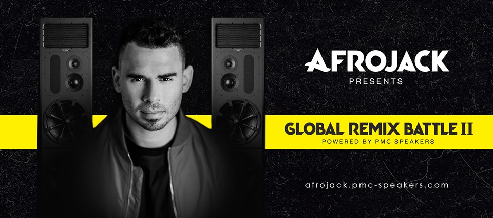 Afrojack Remix Battle II. Конкурс миксов для Afrojack возвращается
