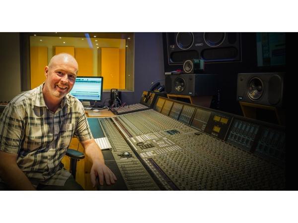 Студия звукозаписи в университете