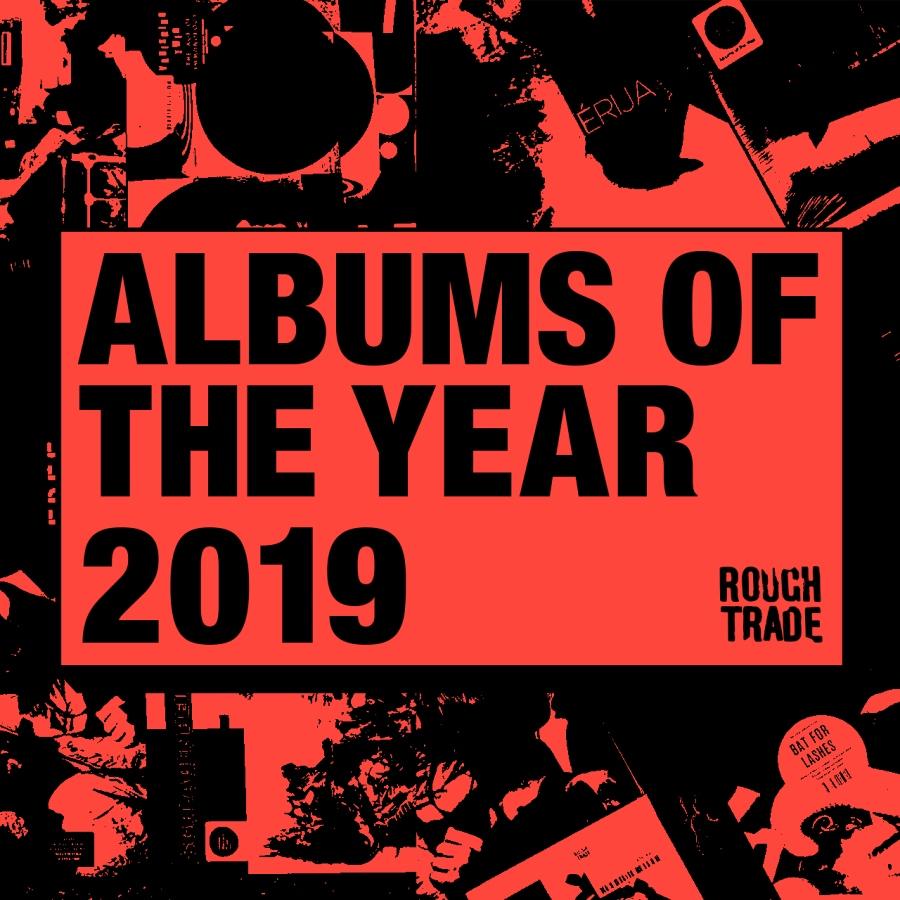 Магазин Rough Trade опубликовал список 100 лучших альбомов года 2019