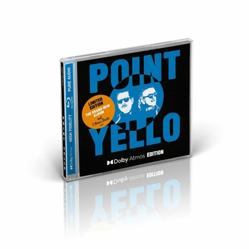 Группа Yello и студия MSM подготовили новый альбом Point в Dolby Atmos